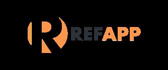 Refapp logo